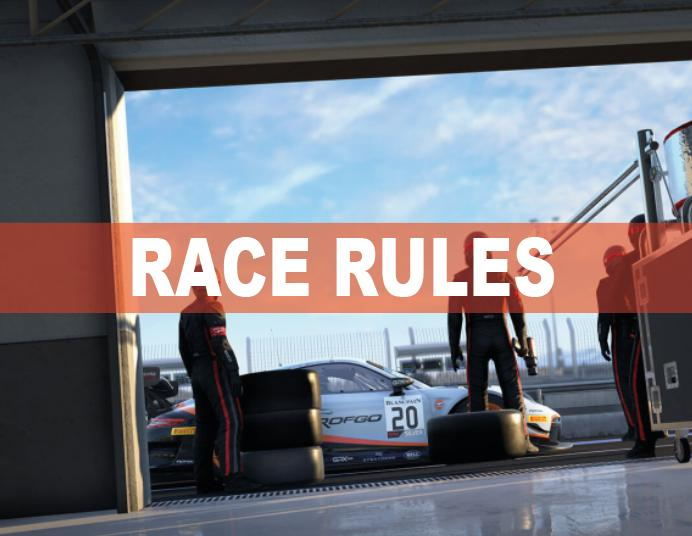 SOP Race Rules