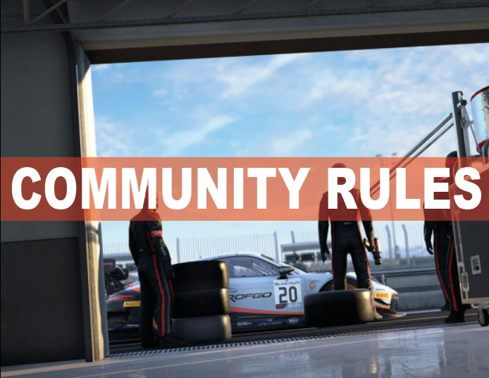 SOP Community Rules