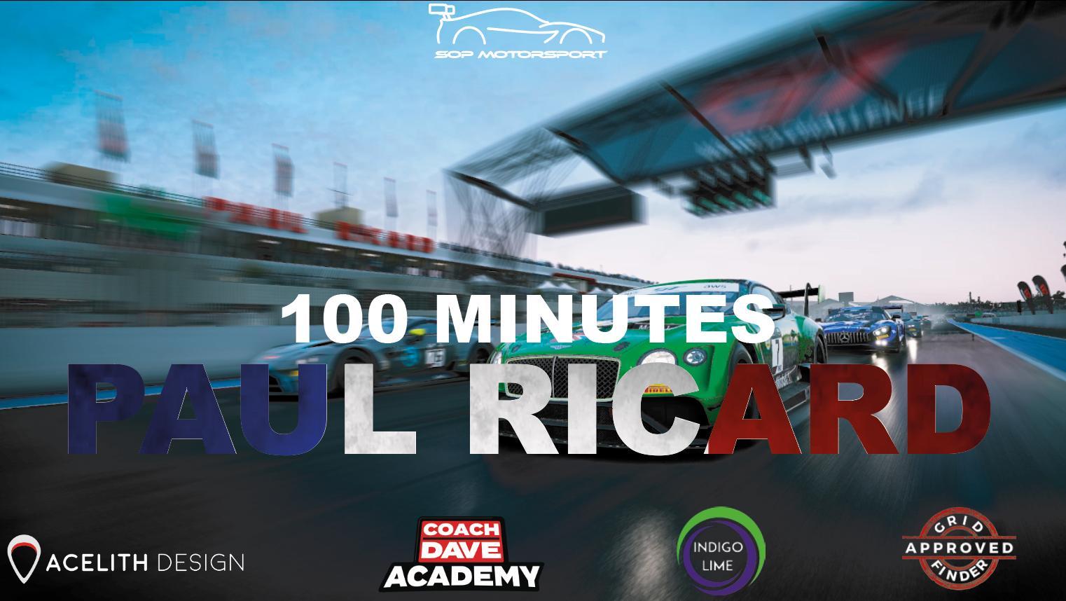 100minutes of Paul Ricard