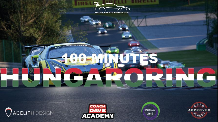 100 Minutes of hungaroring - january 2021