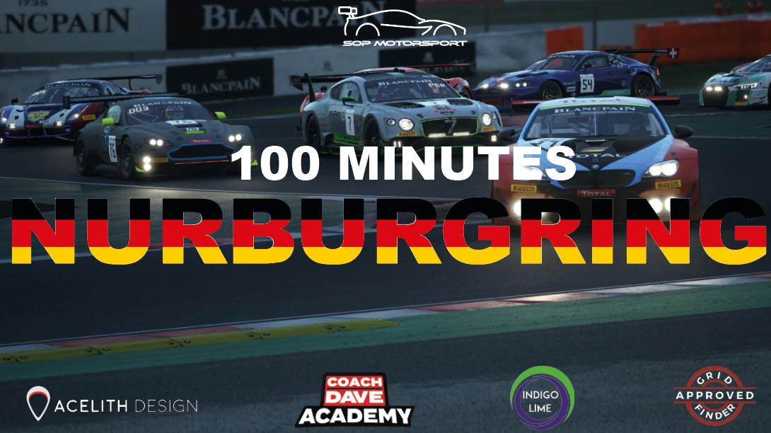 100 minutes of Nurburgring - january 2021