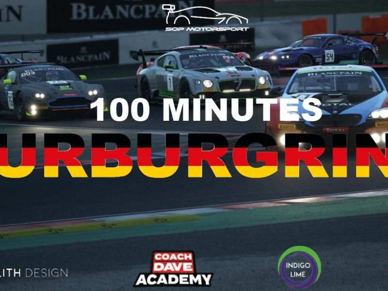 100 minutes of Nurburgring - january 2021