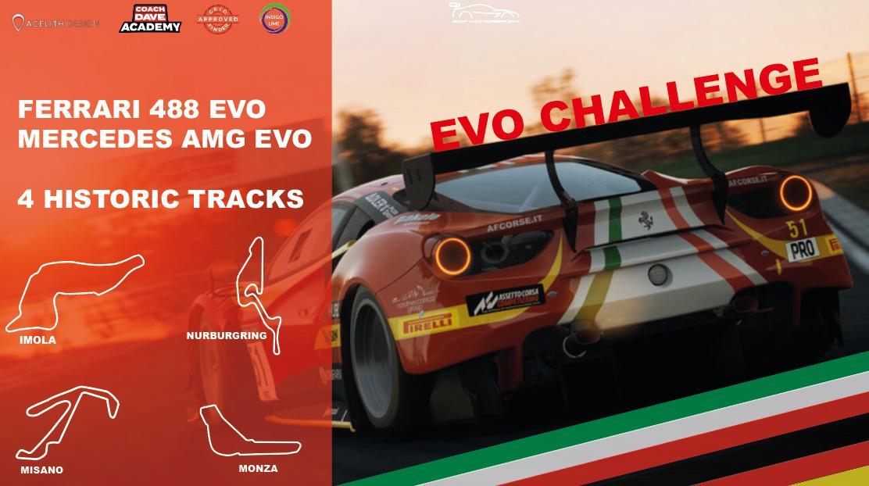 SOP MOTORSPORT - EVO CHALLENGE